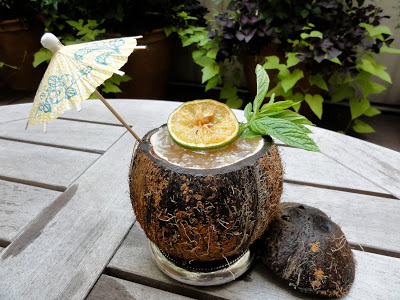 Coconut Moscow Mule Recipe