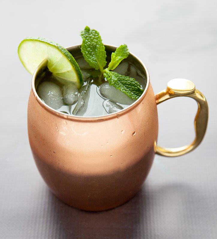 Favorite Moscow Mule Recipe