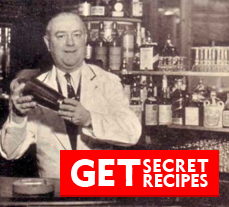 Get Secret Cocktail Recipes